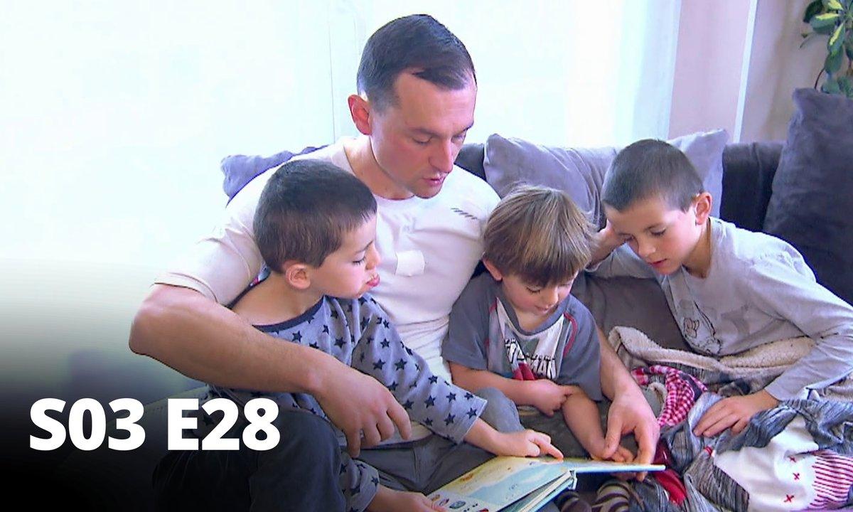 Familles nombreuses : la vie en xxl du 05/04