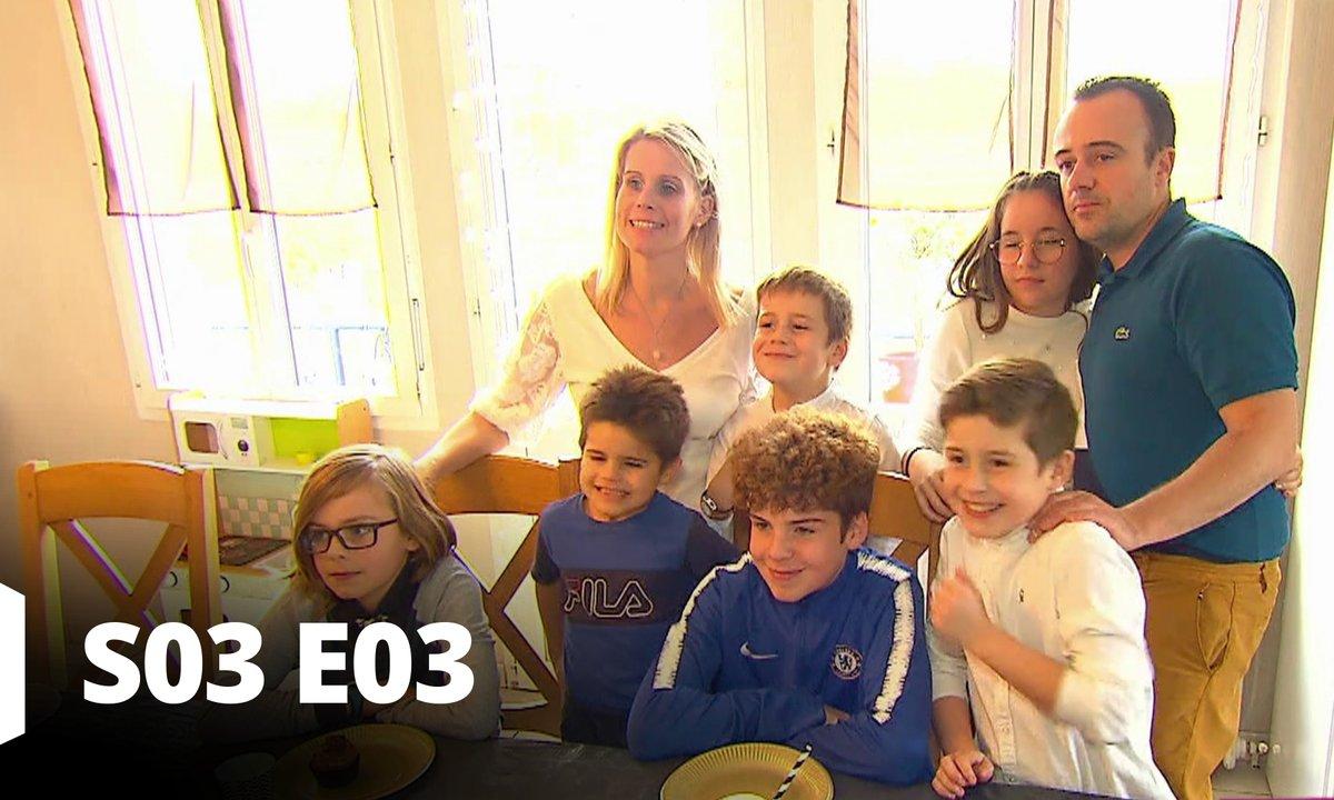 Familles nombreuses : la vie en XXL - S03 Episode 03