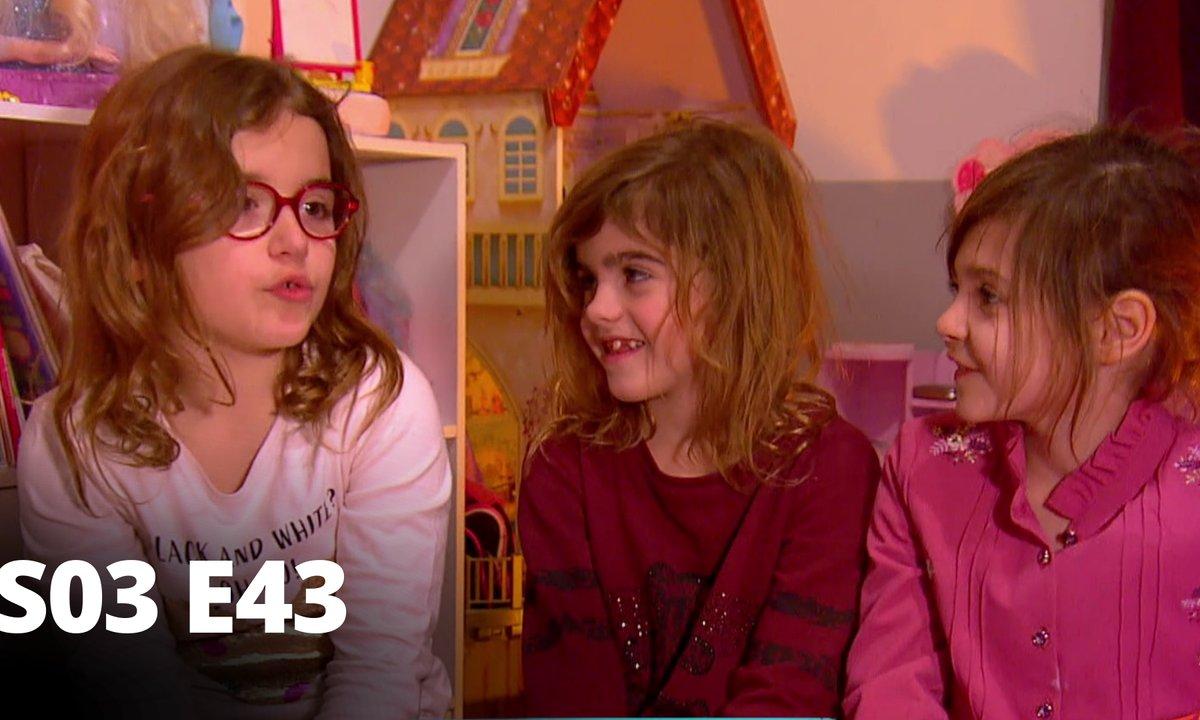 Familles nombreuses : la vie en XXL - S03 Episode 43