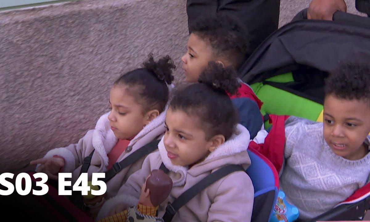 Familles nombreuses : la vie en XXL - S03 Episode 45