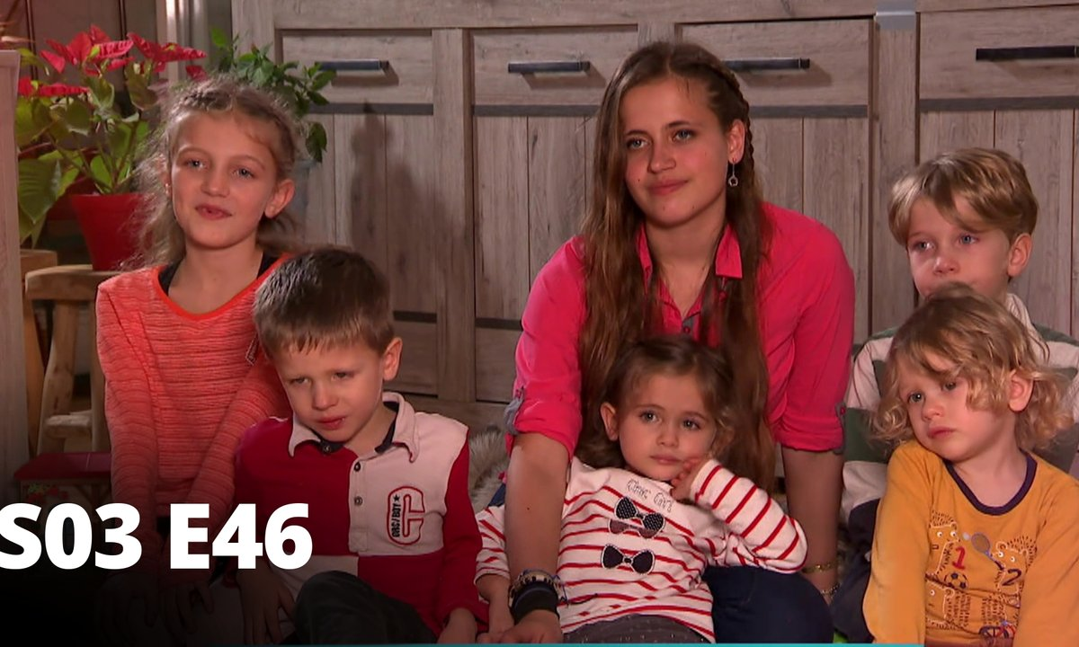 Familles nombreuses : la vie en xxl en streaming