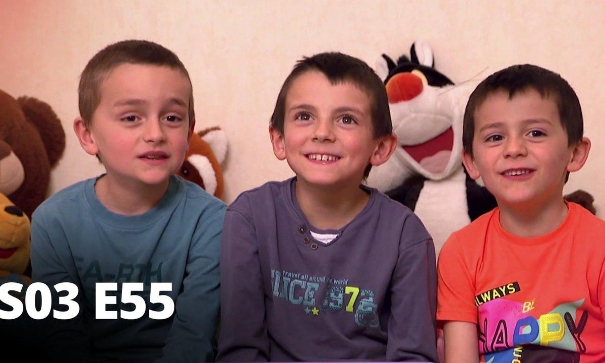 Familles nombreuses : la vie en XXL - S03 Episode 55