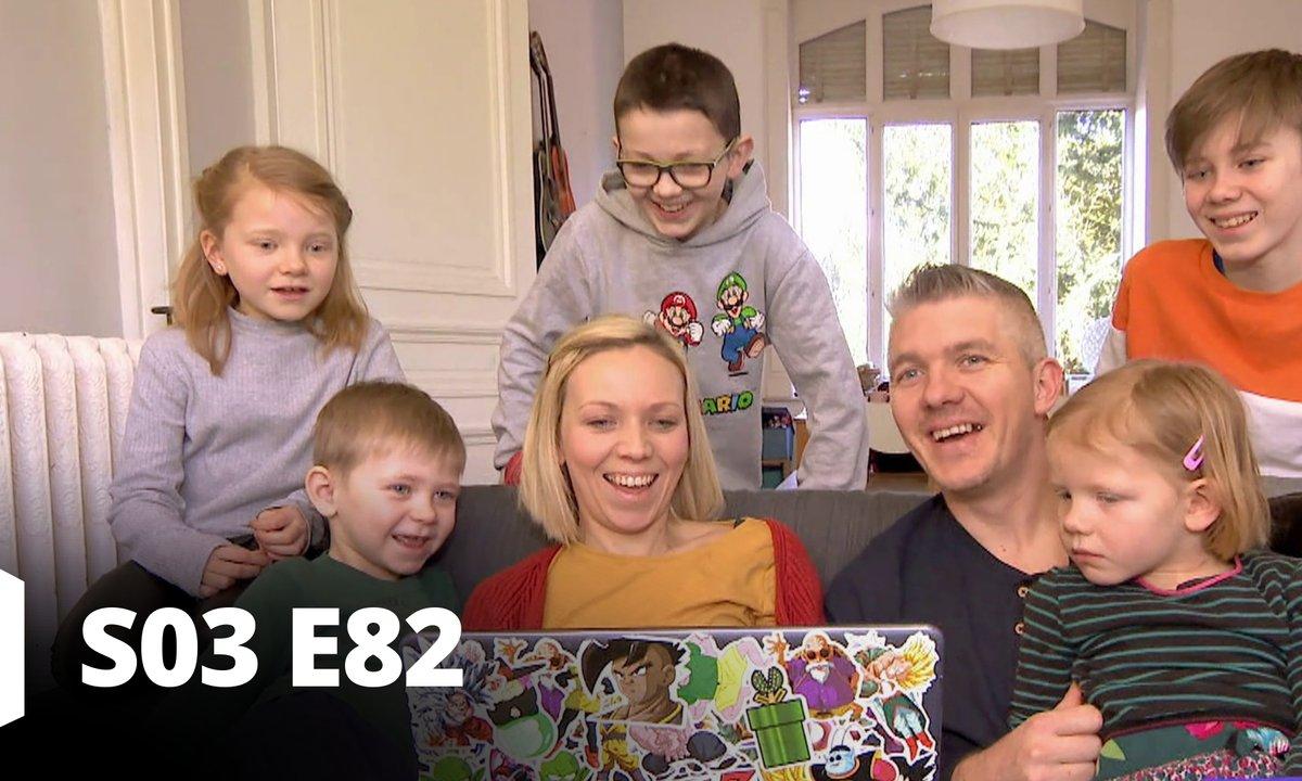 Familles nombreuses : la vie en XXL - S03 Episode 82