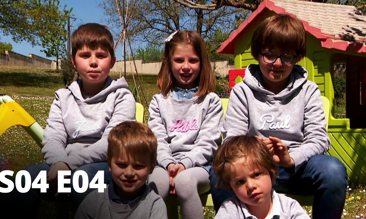Familles nombreuses : la vie en XXL - S04 Episode 04