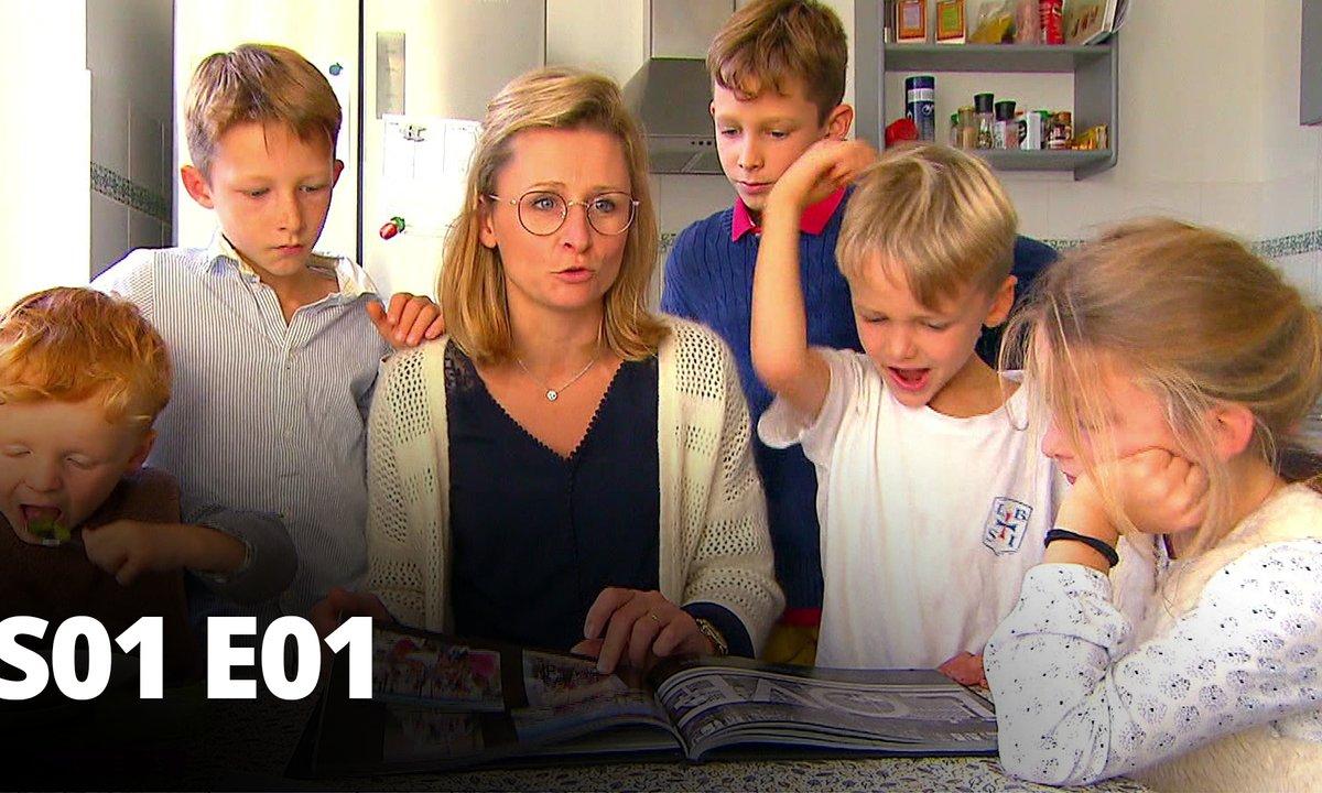 Familles nombreuses : la vie en XXL - Saison 01 Episode 01