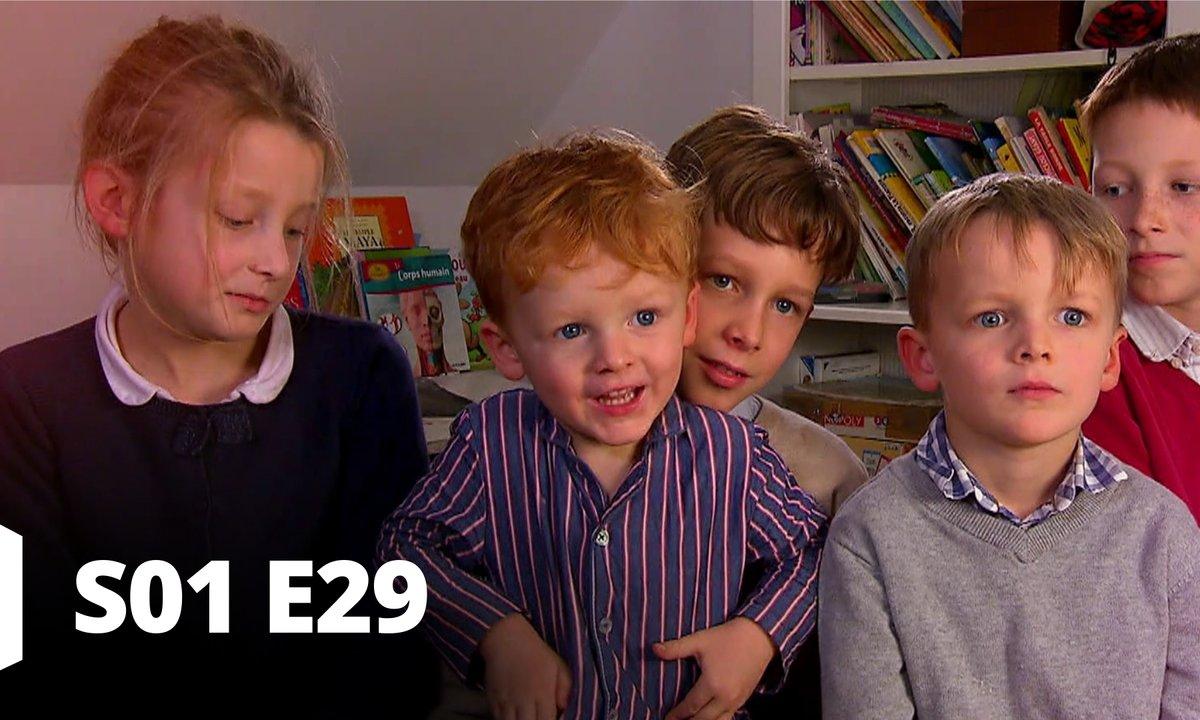 Familles nombreuses : la vie en XXL - S01 Episode 29