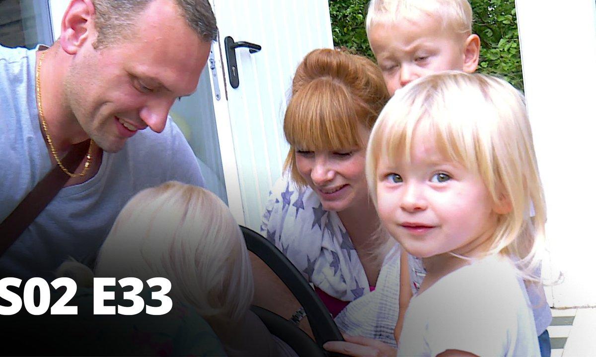Familles nombreuses : la vie en XXL - S02 Episode 33