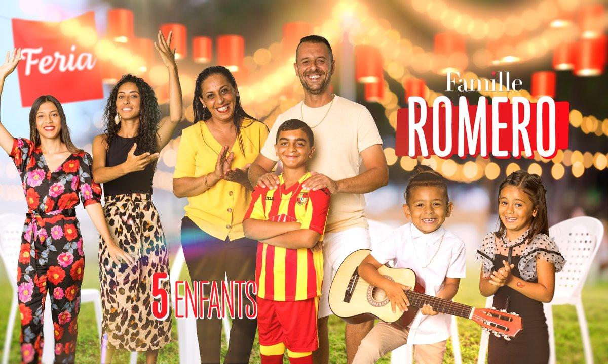 Famille Romero : La famille au cœur XXL