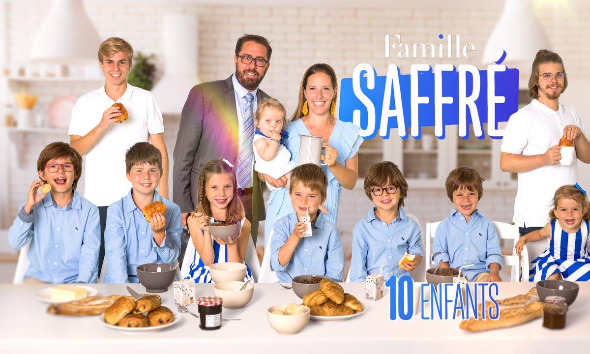 Famille Saffré : 10 fois + d'amour