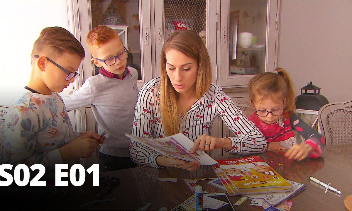 Familles nombreuses : la vie en XXL - S02 Episode 01