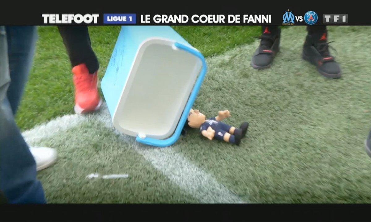 OM-PSG : Quand les Marseillais martyrisent Zlatan Ibrahimovic