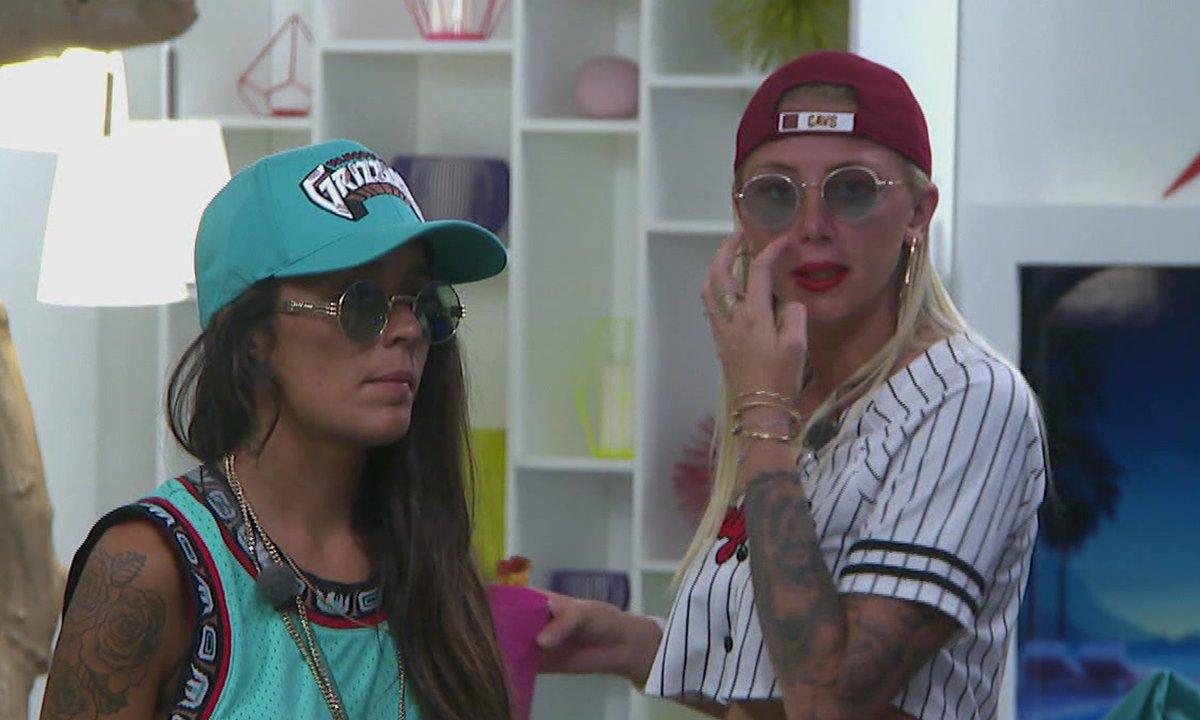 Fanny et Nani doutent de leur alliance dans l'épisode 52 de La Bataille des Couples