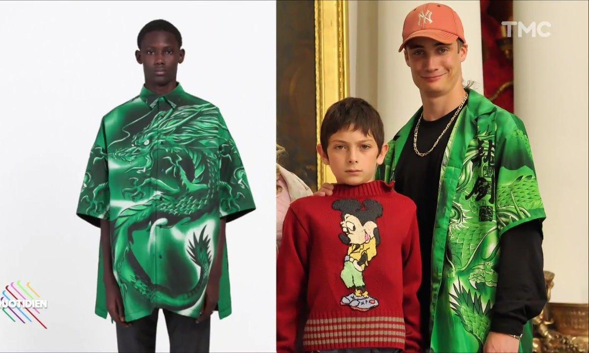 Fashion Hotline de Marc Beaugé - Quand Balenciaga copie les Tuche