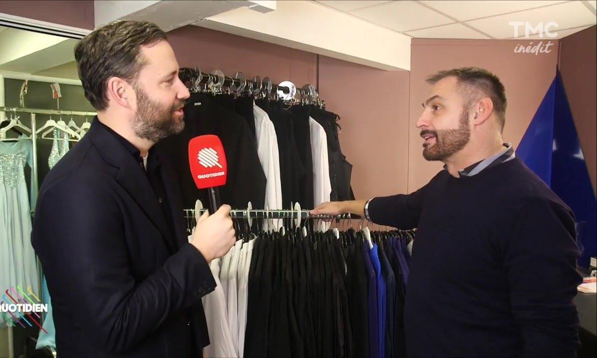 Fashion Hotline de Marc Beaugé : Nouveau tailleur pour Macron ?
