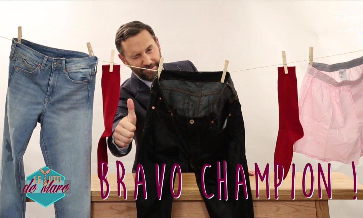 Fashion Hotline de Marc Beaugé : Comment prendre soin de ses jeans ?