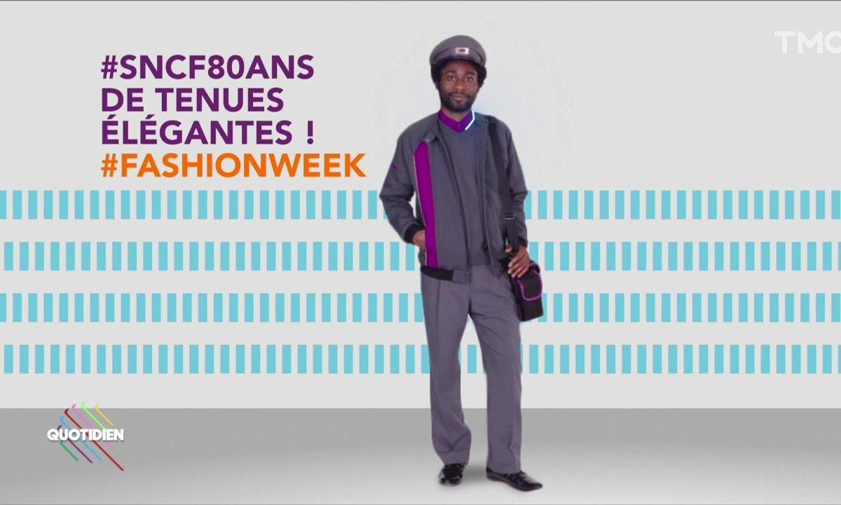 Fashion Hotline : Marc Beaugé met en doute l'élégance des tenues SNCF
