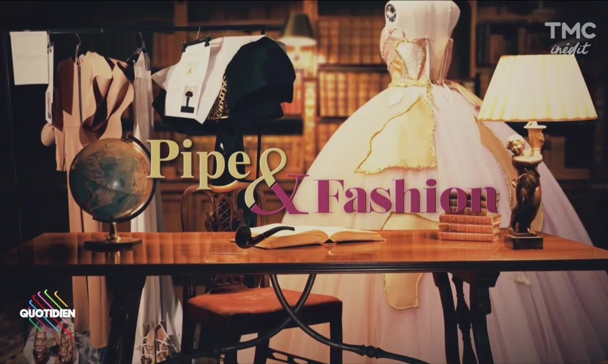 "Fashion Week : Le point ""Pipe et Fashion"""