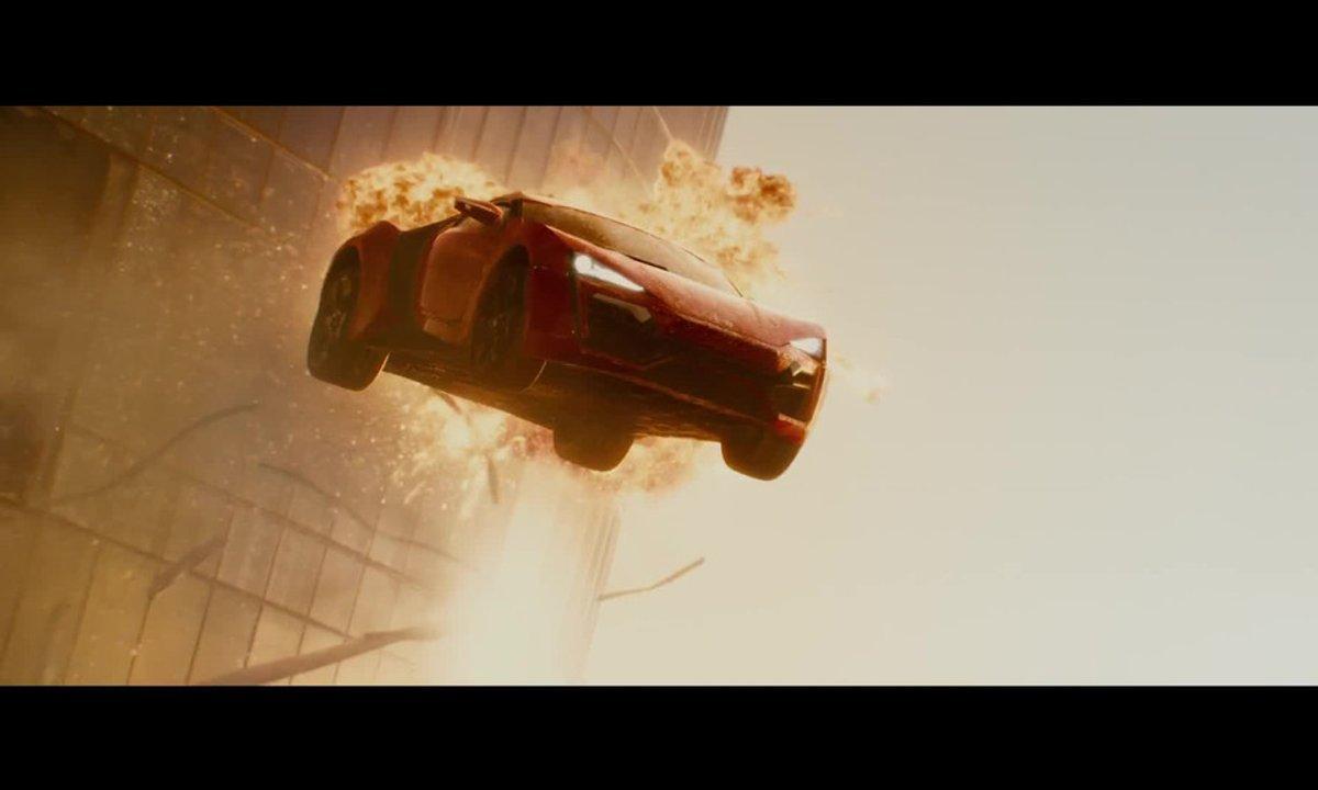 Fast & Furious 7 : la nouvelle bande-annonce pour le Superbowl 2015