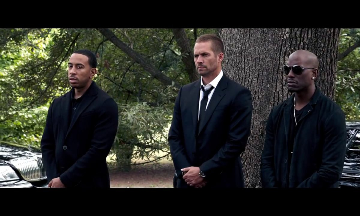 Fast and Furious 7 : premier teaser officiel avec Paul Walker !