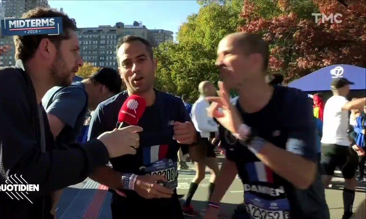 Fast & Chaouch : le marathon de New York