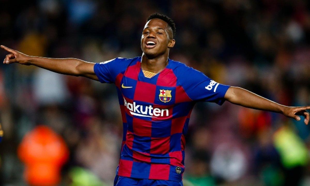 VIDEO - Ansu Fati... trop jeune pour être homme du match
