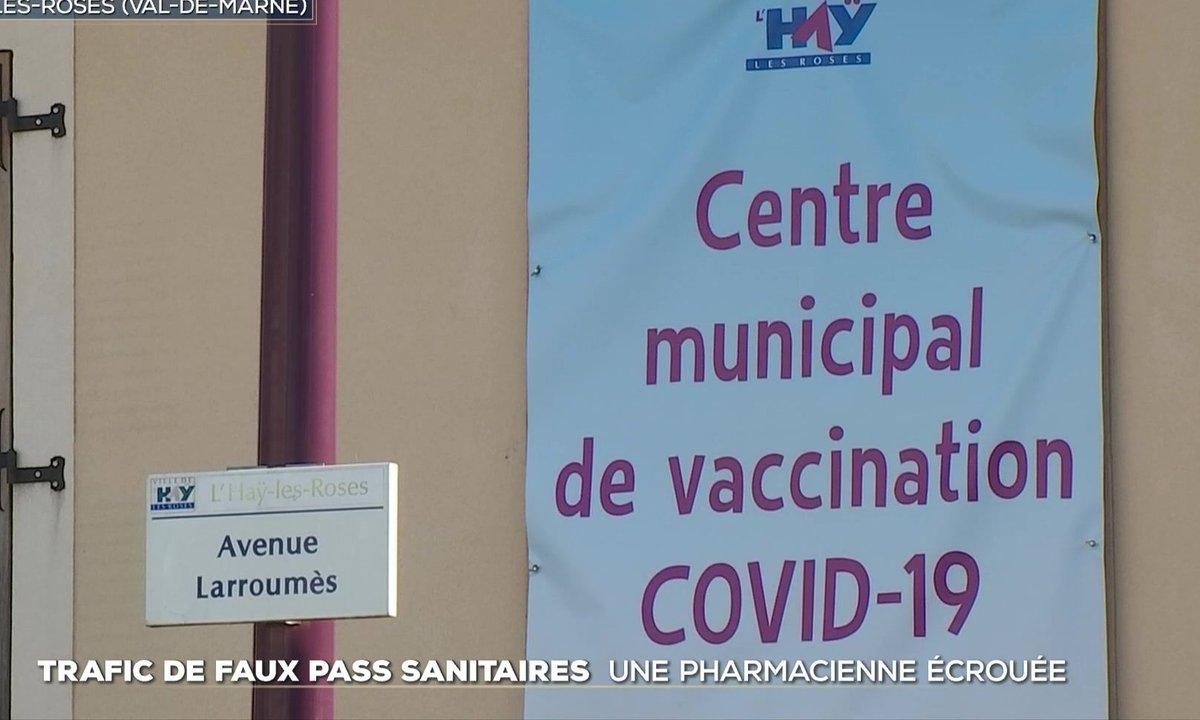 Faux certificats de vaccination : comment se déroule la fraude ?