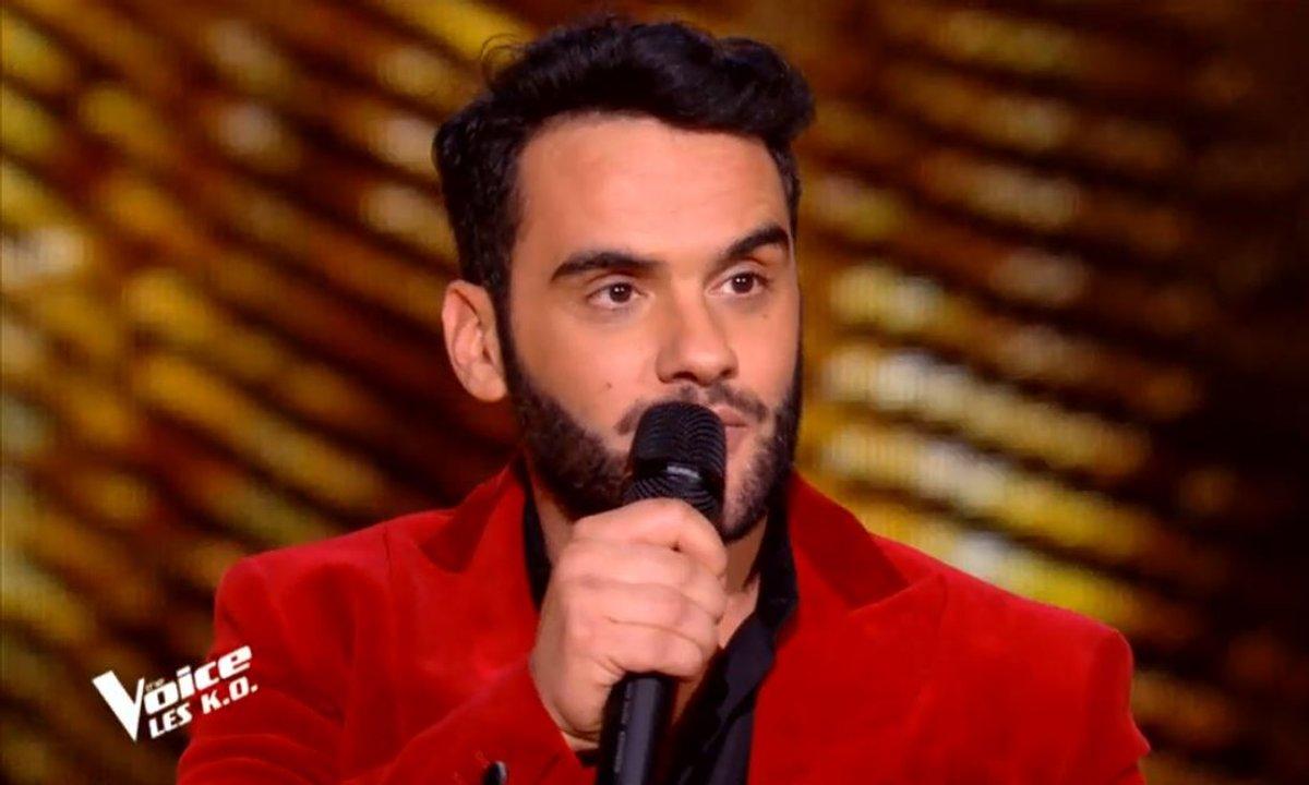 "THE VOICE 2020 - Fayz chante ""L'Aziza"" de Daniel Balavoine (KO)"
