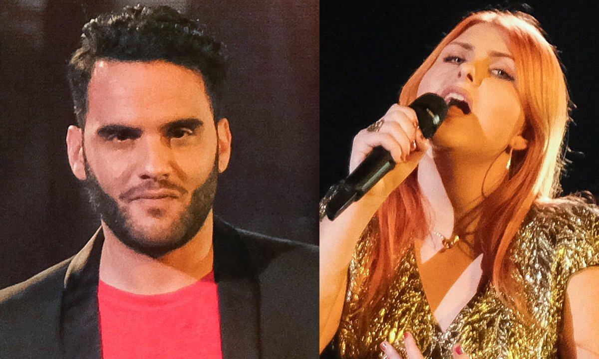 """THE VOICE 2020 - Sarah Schwab VS Fayz : leur battle en exclu sur """"Desert Rose"""" de Sting et Cheb Mami"""