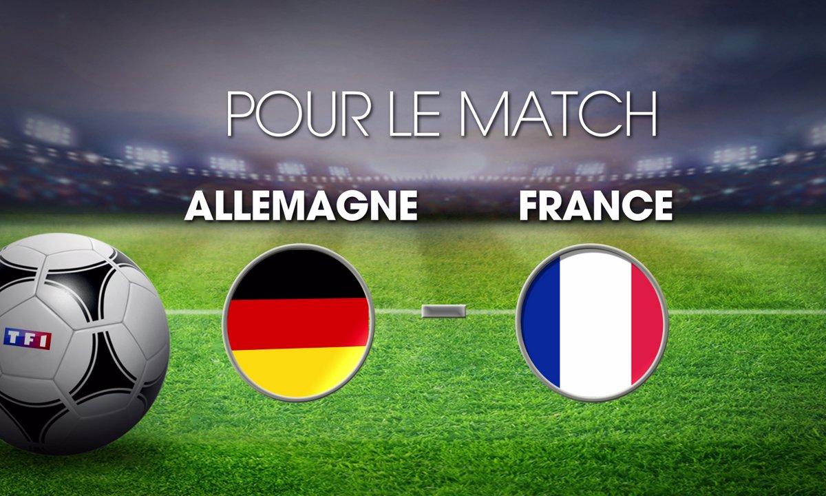 UPDATE MI-TEMPS Allemagne - France : Découvrez les cotes du match