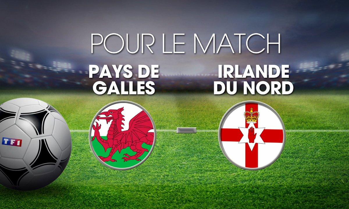 UPDATE MI-TEMPS Pays de Galles - Irlande du Nord : Découvrez les cotes du match