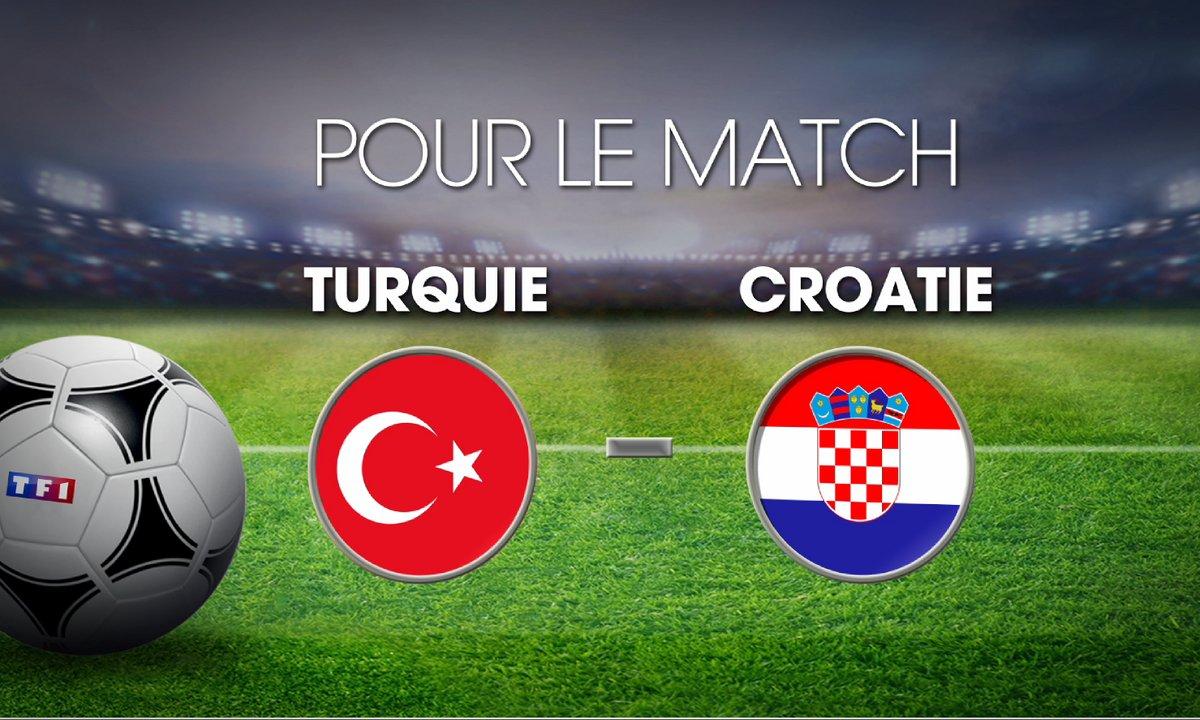 Turquie - Croatie : Découvrez les cotes du match