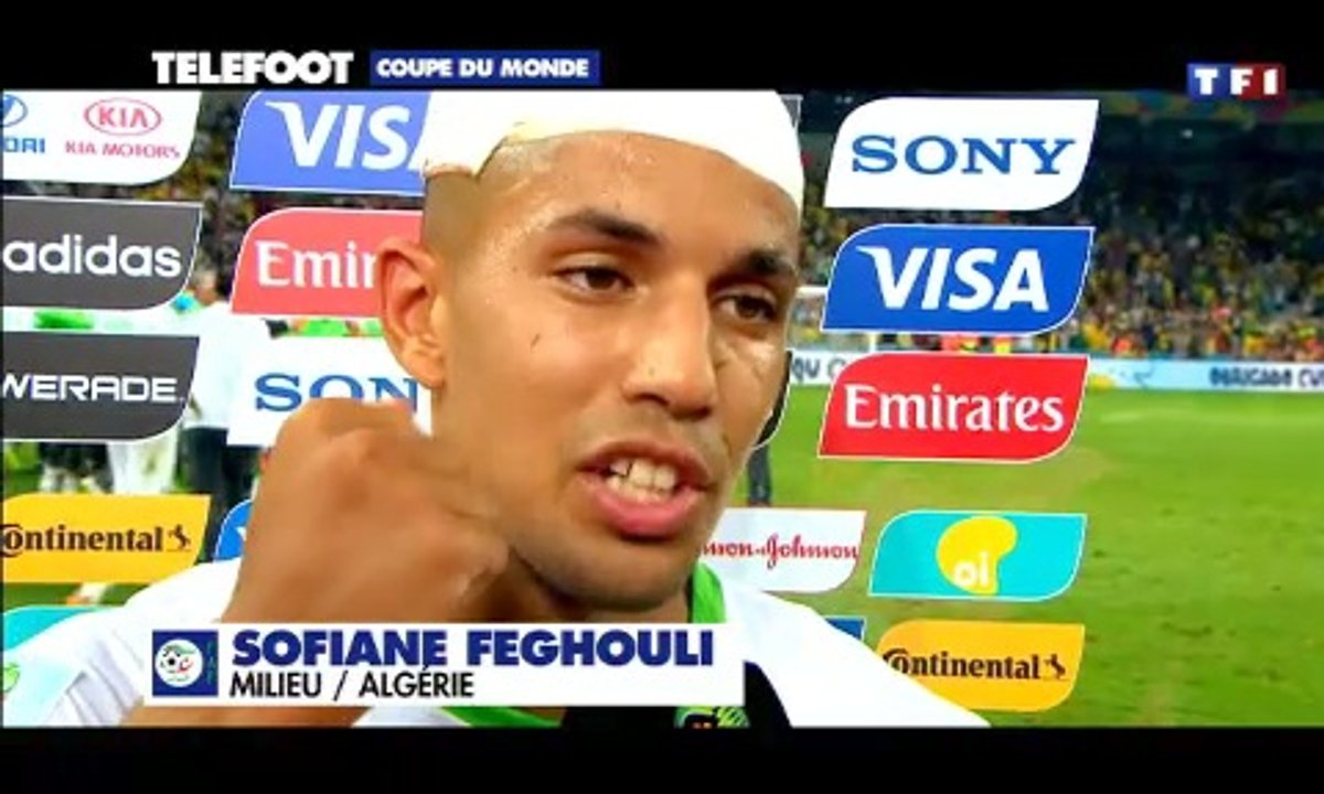 Coupe du monde : L'Algérie écrit l'histoire