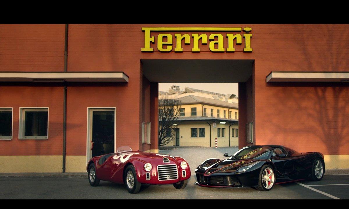 Ferrari célèbre ses 70 ans avec les 125S et LaFerrari Aperta