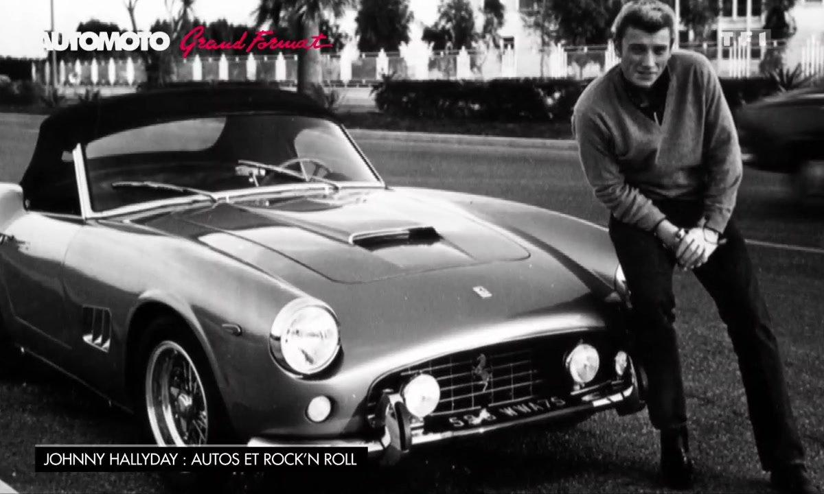 Le grand regret de Johnny Hallyday : La Ferrari 250 GT