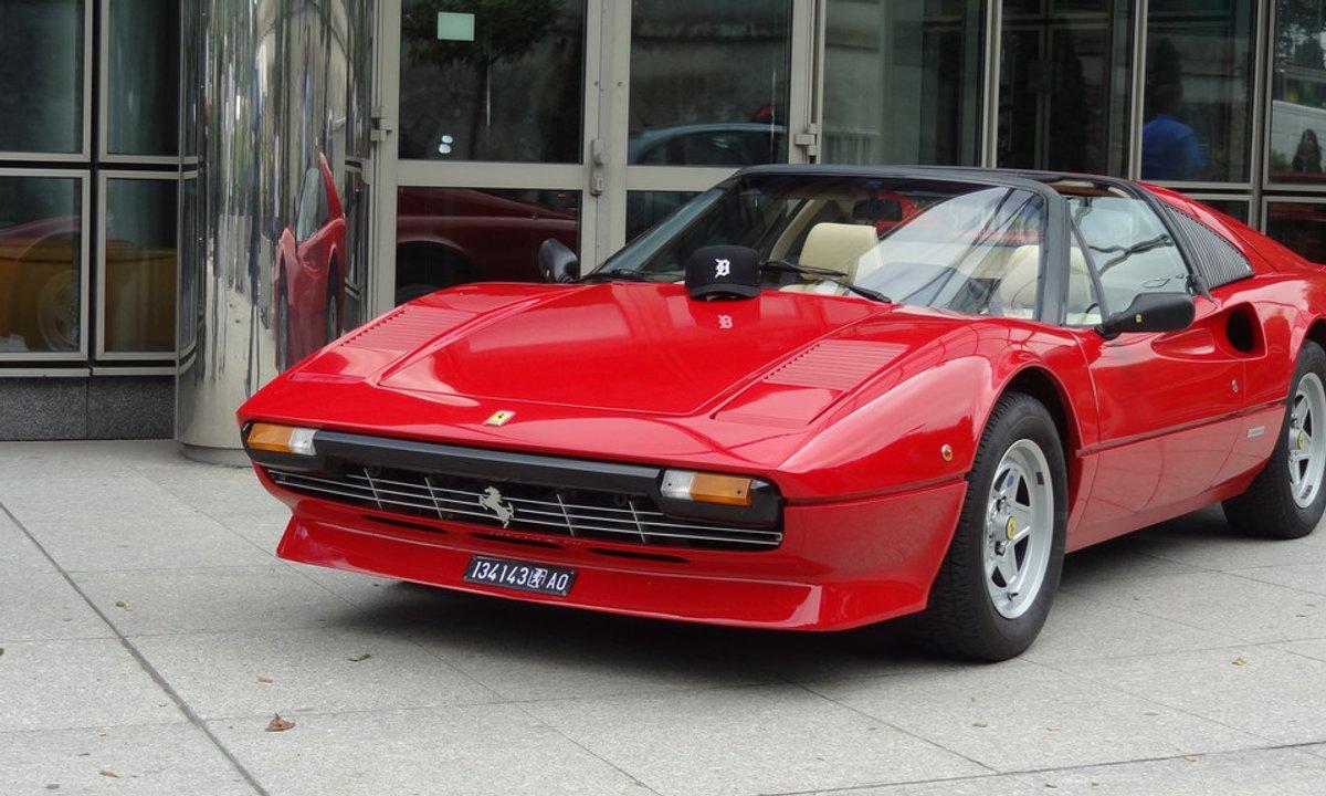 Passion : la Ferrari 308 GTS de Magnum