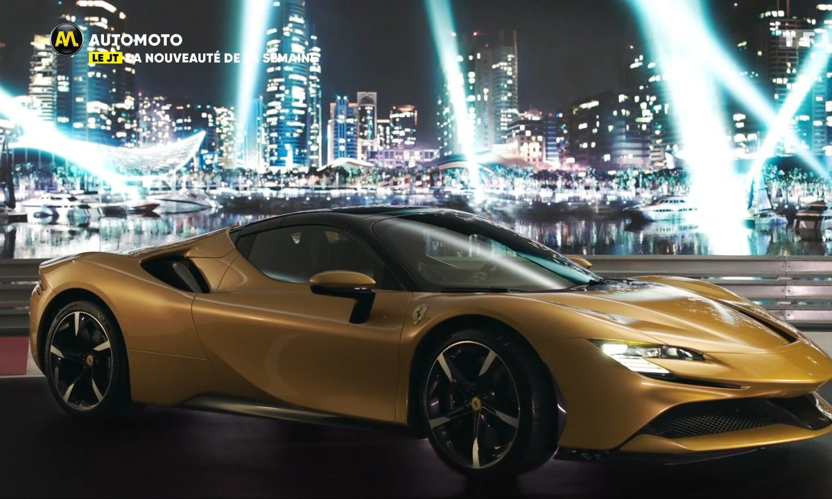 VIDEO – Découvrez la Ferrari SF90… Spider !