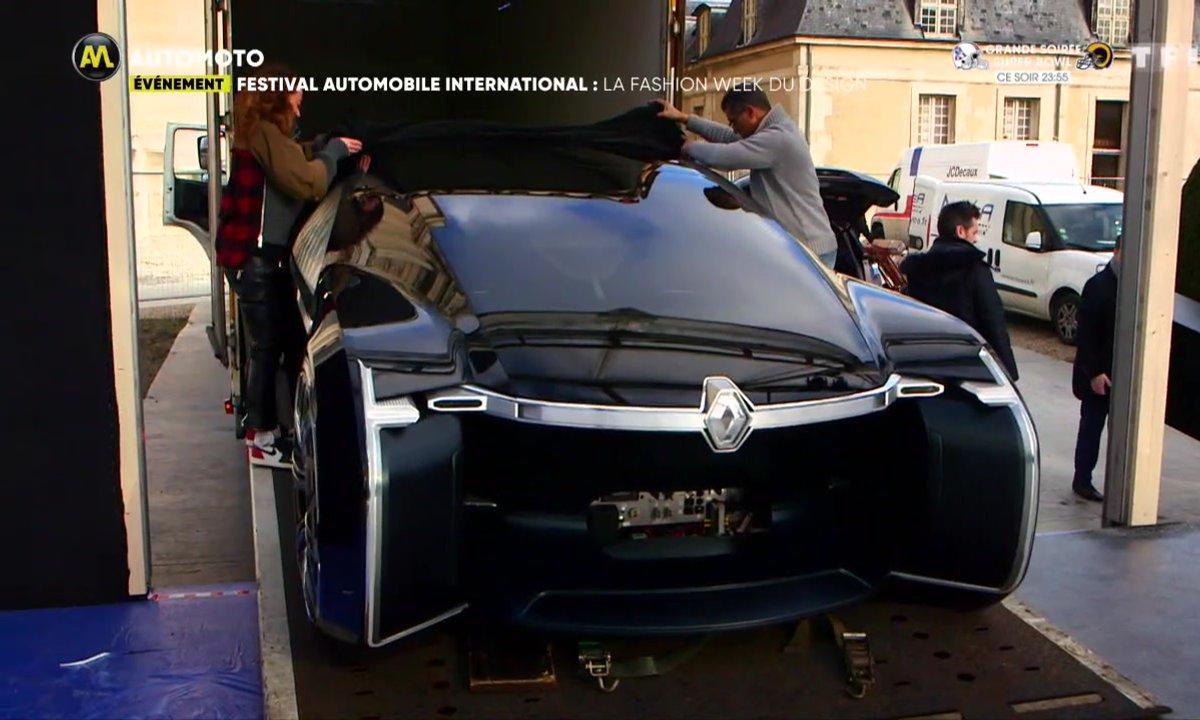 Festival automobile international, la fashion week du design