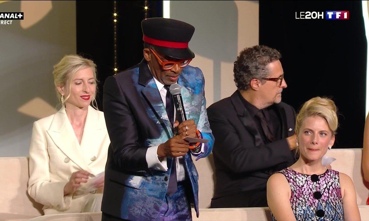 Festival de Cannes 2021 : le palmarès