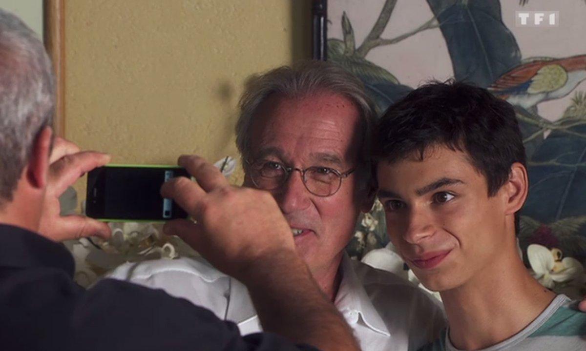 Une famille formidable : découvrez José, le fils de Jacques