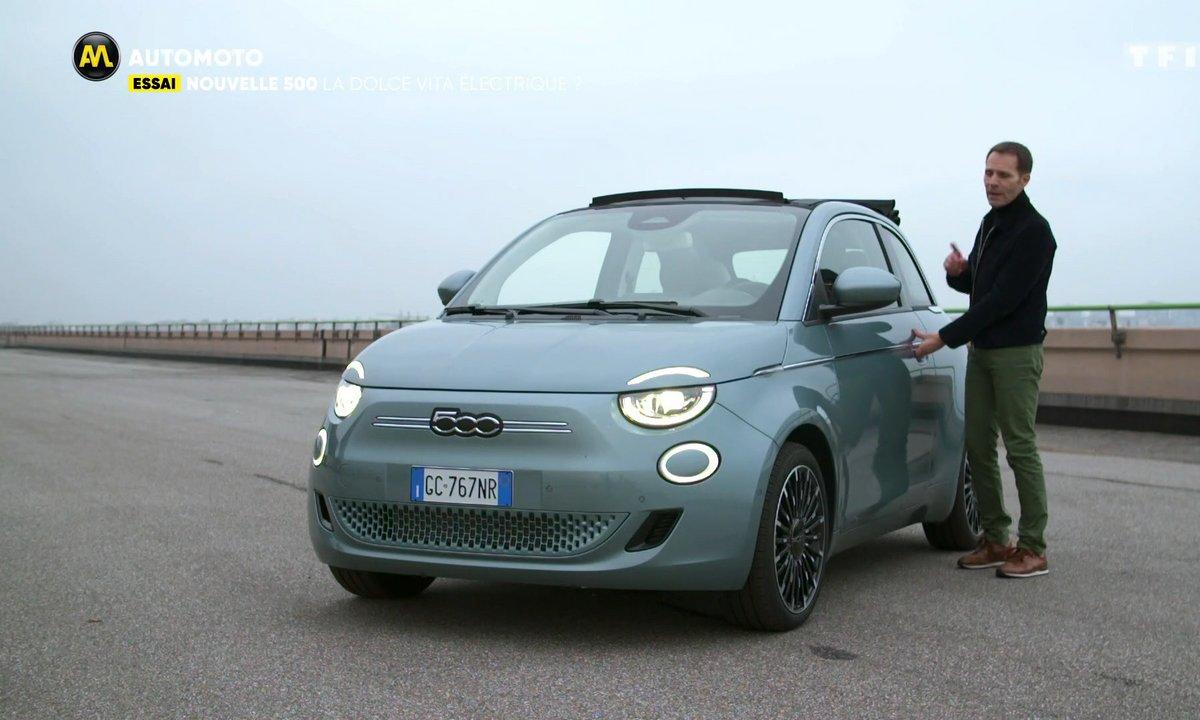 Fiat 500 : la Dolce Vita version 100% électrique
