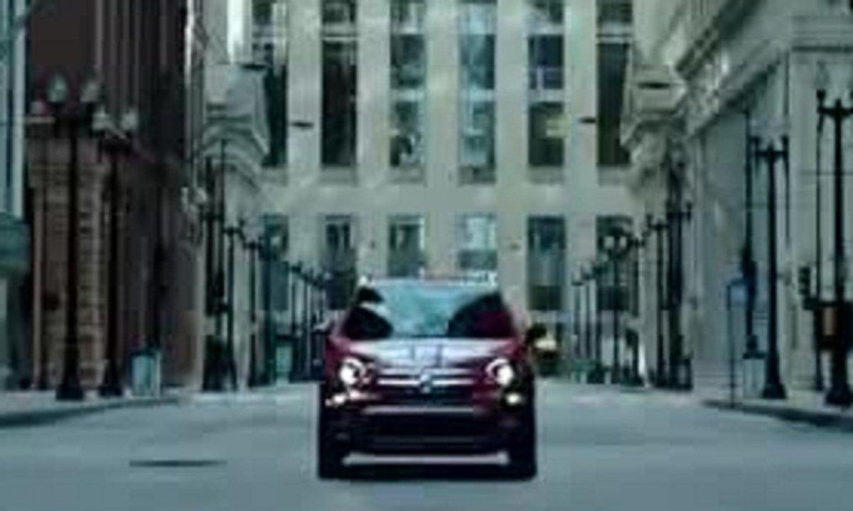 Le Fiat 500X 2015 s'annonce en teaser