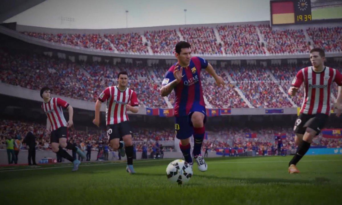FIFA 16 : Le premier trailer du jeu