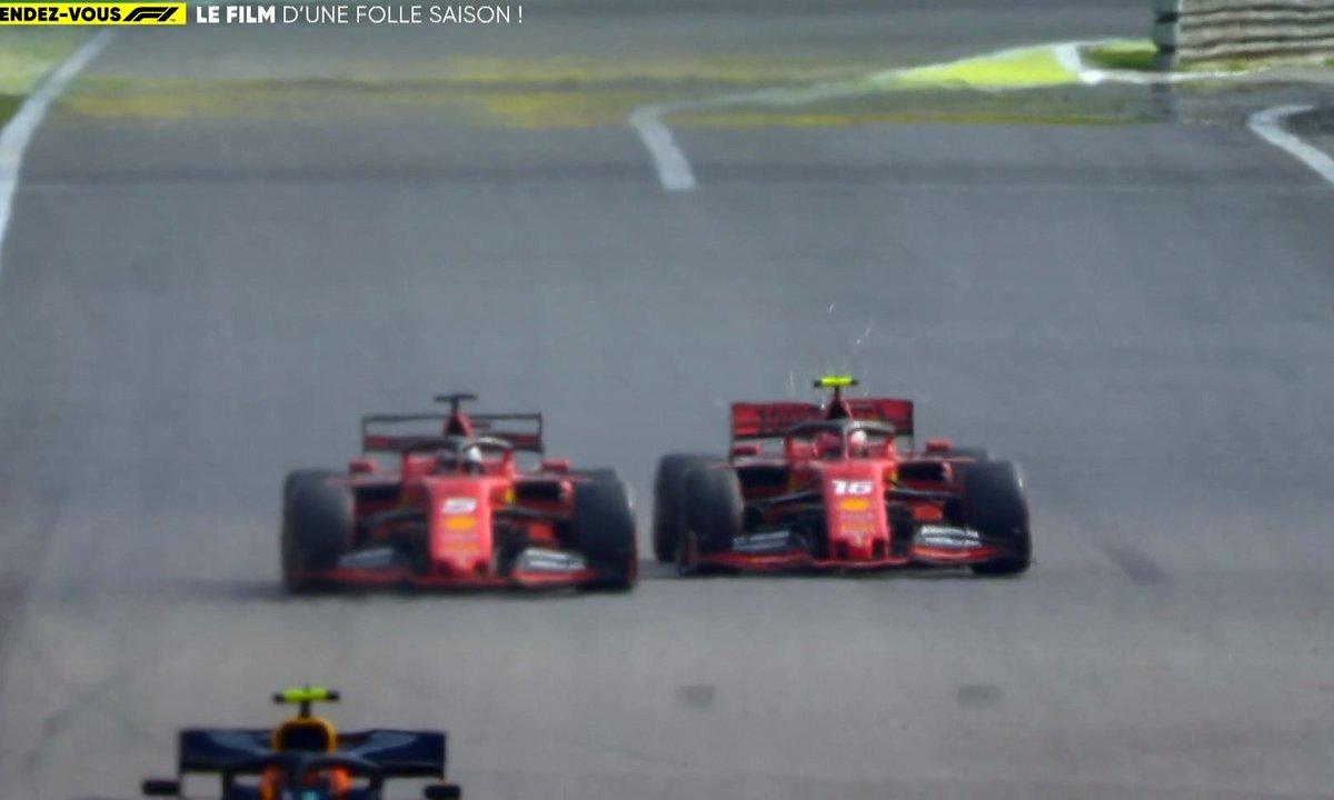 Rendez-vous F1 : le film d'une folle saison