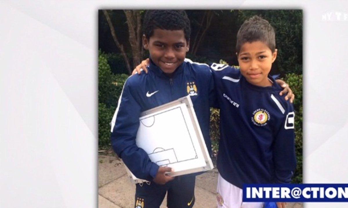MyTELEFOOT - Interactions : Qui sont ces fils de footballeurs ?
