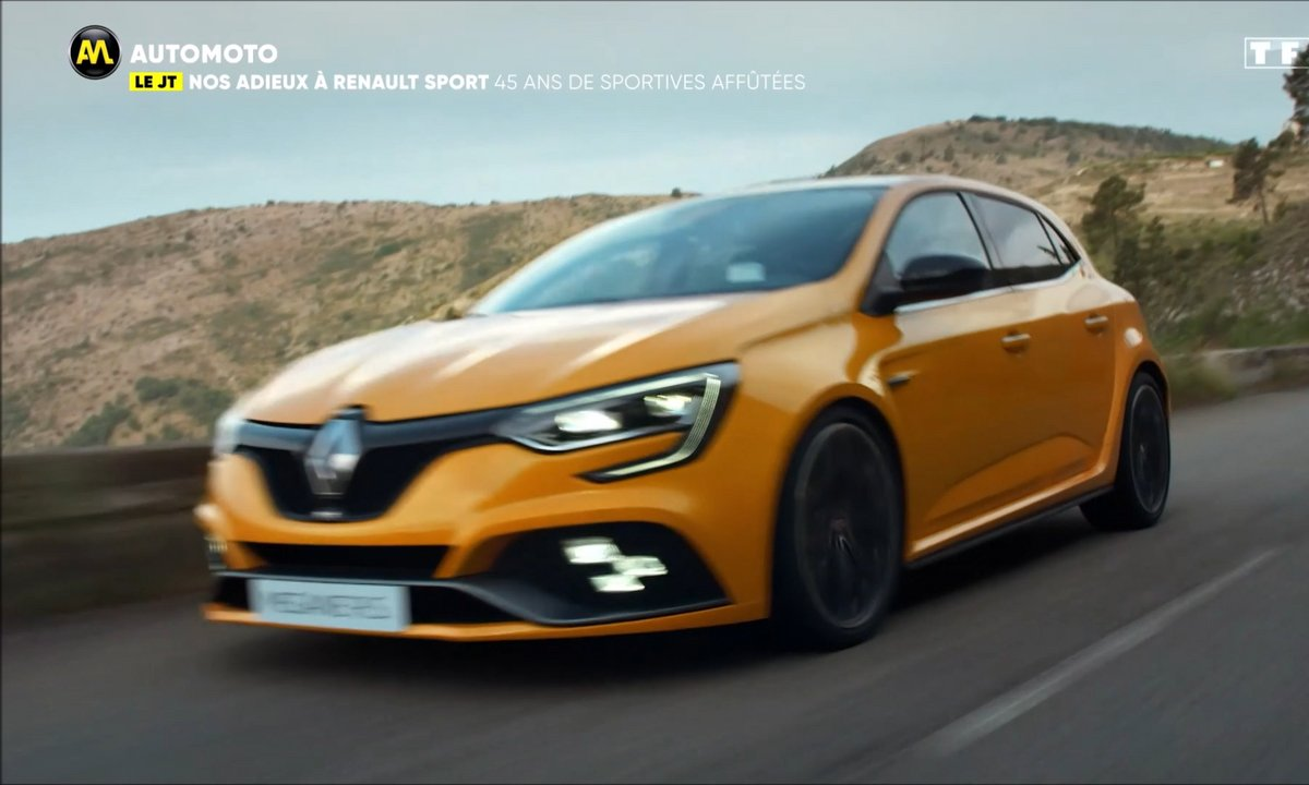 VIDEO - La fin de Renault Sport