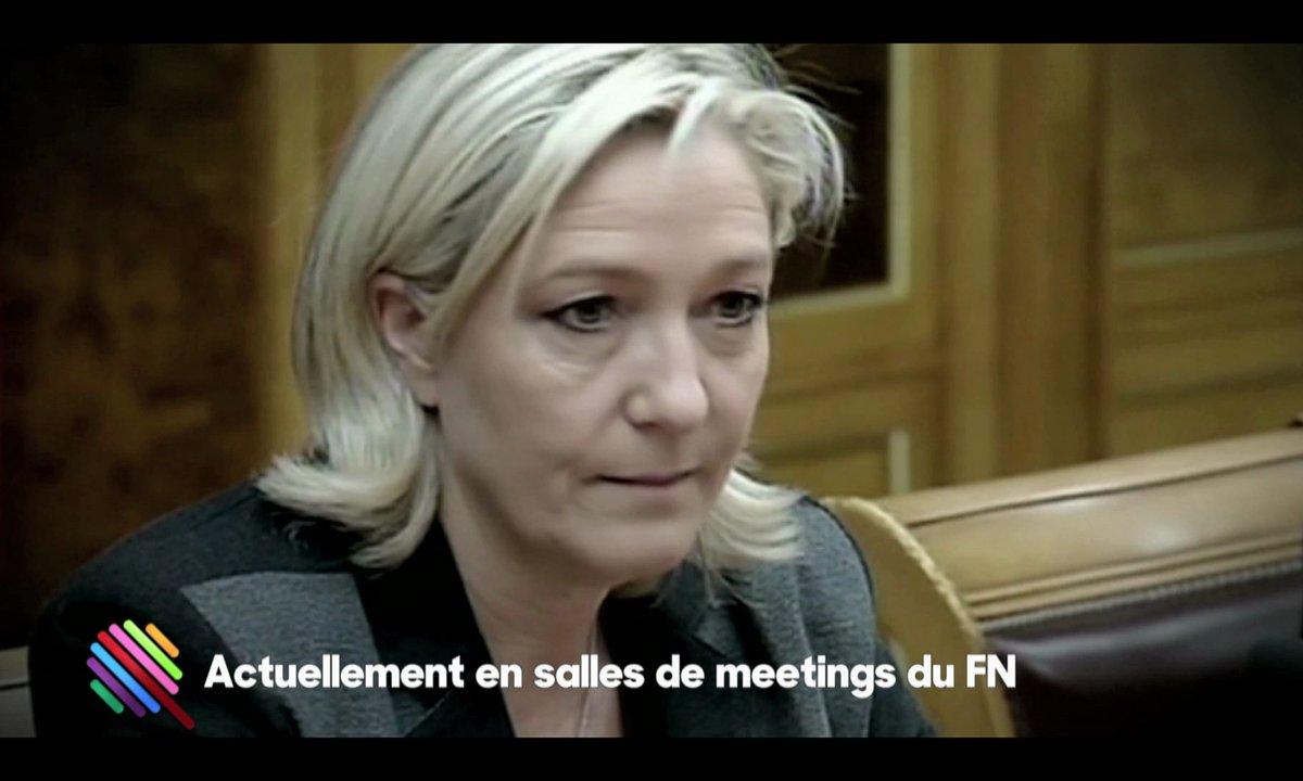 """""""La fin du Monde"""" remixé à la sauce FN"""