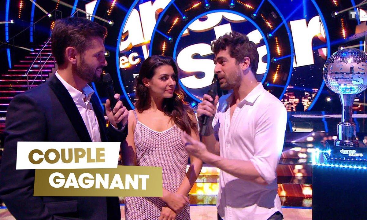 """Agustin Galiana et Candice Pascal : """"J'ai gagné ce trophée pour Candice """""""