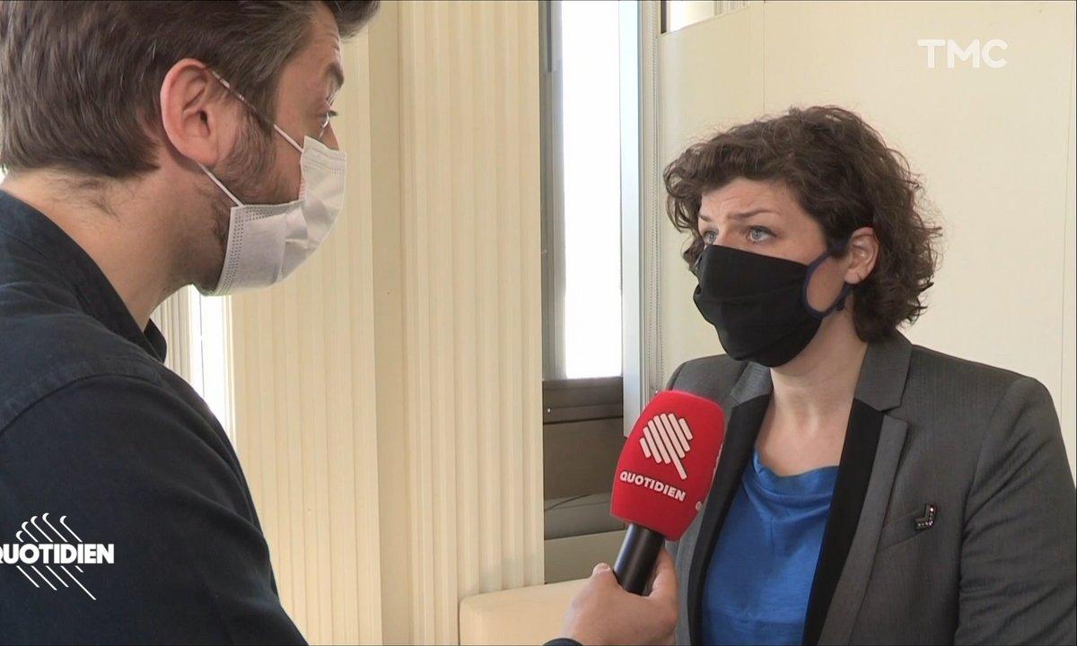 Financement d'une mosquée : la maire de Strasbourg se défend