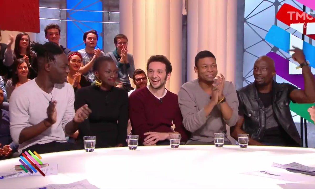 """La fine équipe"" s'invite dans Quotidien"