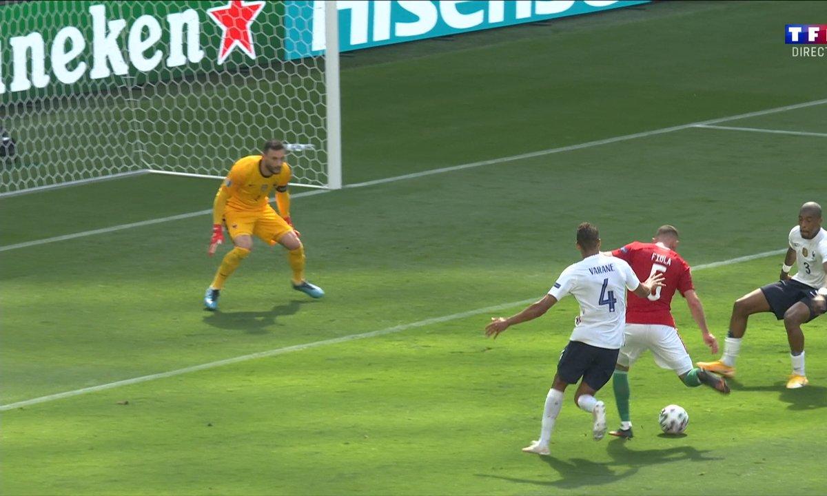 Hongrie - France (1 - 0) : Voir le but de Fiola